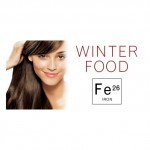 Winter Hair Food